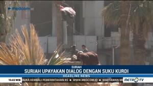 Suriah Upayakan Dialog dengan Suku Kurdi