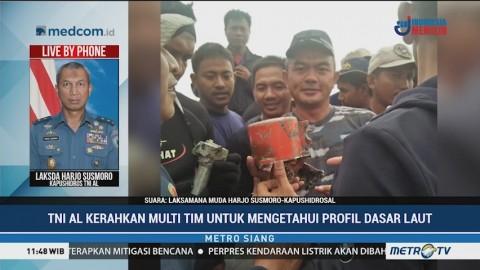 Kronologis Ditemukannya CVR Lion Air PK-LQP