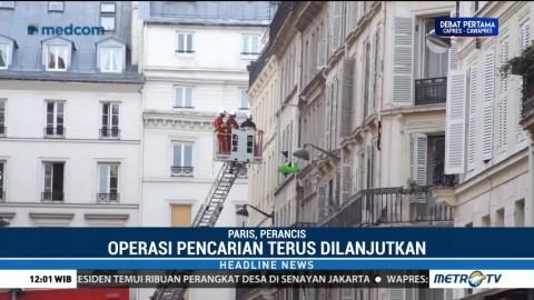 Korban Ledakan di Toko Roti Paris Bertambah Jadi Empat Orang