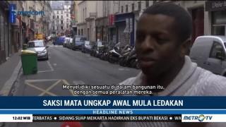 Saksi Mata Ungkal Awal Mula Ledakan di Toko Roti Paris