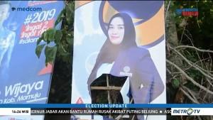 DPW NasDem Sulbar Laporkan Perusakan APK