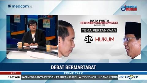 Eks Komisioner KPU Samakan Debat dengan Tes <i>Open Book</i>