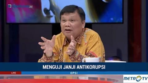 Opsi - Menguji Janji Antikorupsi (3)