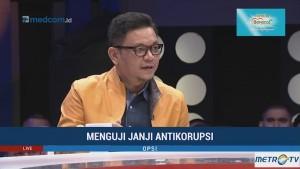 TKN: Indonesia Bisa Wujudkan <i>Clean</i> dan <i>Good Governance</i>