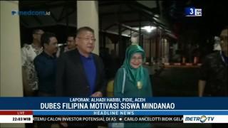 Dubes Filipina Kunjungi Sekolah Sukma Bangsa