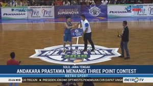 Kemeriahan IBL All Star 2019