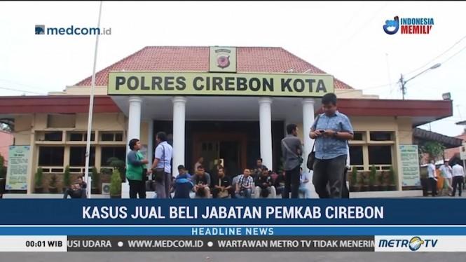 KPK Periksa 16 Saksi Terkait Kasus Suap Bupati Cirebon
