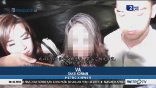 VA Datangi Polda Jatim untuk Wajib Lapor Kasus Prostitusi Online