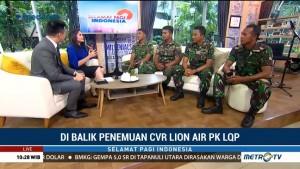 Di Balik Penemuan CVR Lion Air PK-LQP (1)