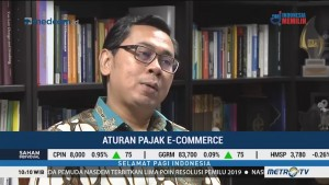 Potensi Penerimaan Negara dari E-Commerce Hingga Rp15 Triliun