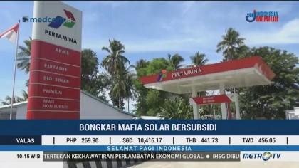 Bongkar Mafia Solar Bersubsidi