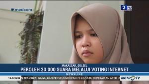 Pelajar Asal Makassar Raih Juara Komik Dunia