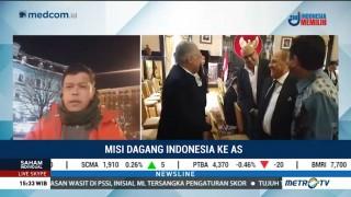 Misi Dagang Indonesia ke Amerika Serikat