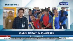 Operasi Pengecilan Lambung Titi Wati Berjalan Lancar