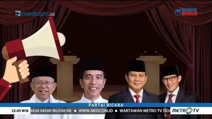 Panas Sebelum Debat (1)