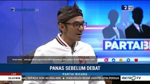 Panas Sebelum Debat (2)