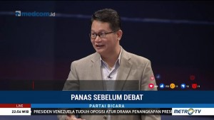Panas Sebelum Debat (4)