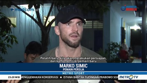 Simic Sayangkan Kepergian Teco
