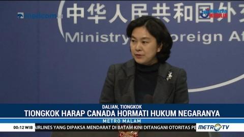 Vonis Mati WN Kanada, Tiongkok Harap Trudeau Hormati Hukum