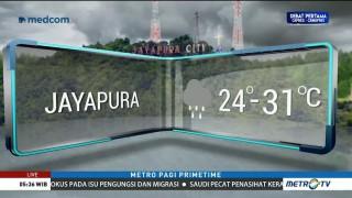 Prakiraan Cuaca: Rabu, 16 Desember 2019