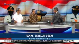 Panas, Sebelum Debat (2)