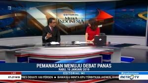 Bedah Editorial MI: Pemanasan Menuju Debat Panas