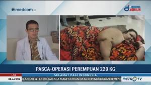 Titi Wati Merasa Mual Pascaoperasi