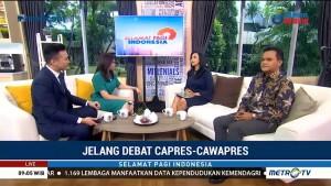 Jelang Debat Capres Cawapres Pilpres 2019 (1)