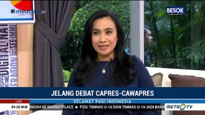 Jelang Debat Capres Cawapres Pilpres 2019 (2)