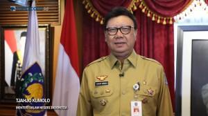 Mendagri Ajak Masyarakat Dukung Pemilu 2019