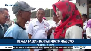 Sri Mulyani Bantah Pidato Prabowo