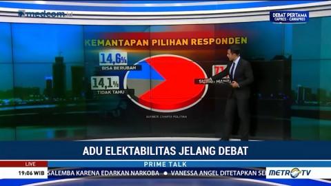 Pilpres <i>Rematch</i>, Angka <i>Swing Voters</i> Kecil
