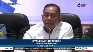 Kritik Balik Prabowo, Menhan: Seribu Tahun Kita Mampu Berperang