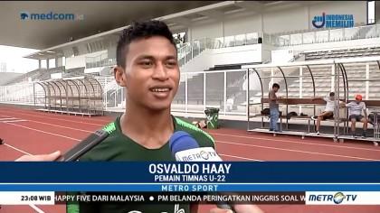 Osvaldo Haay Galau Tentukan Masa Depan