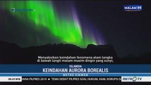 Keindahan Aurora Borealis