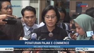 Aturan Pajak E-Commerce Berlaku April