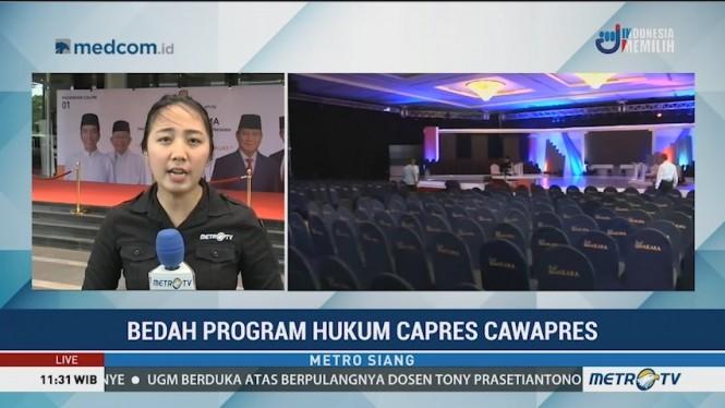 Habibie hingga SBY Diundang untuk Hadiri Debat Pilpres 2019