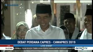 Jokowi Terima Banyak Saran dari JK