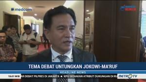 Yusril: Tak Ada Kasus HAM Berat di Era Jokowi