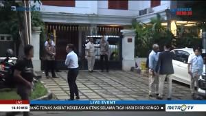 Sandiaga Uno Berangkat dari Kediaman Prabowo