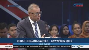 Strategi Capres Cawapres di Debat Perdana (2)