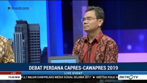 Strategi Capres Cawapres di Debat Perdana (6)