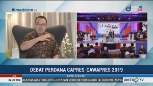 Evaluasi Hasil Debat Perdana Debat Perdana (1)