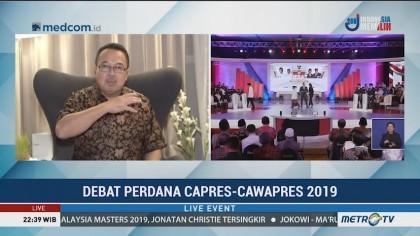 Evaluasi Hasil Debat Perdana Capres Cawapres (1)