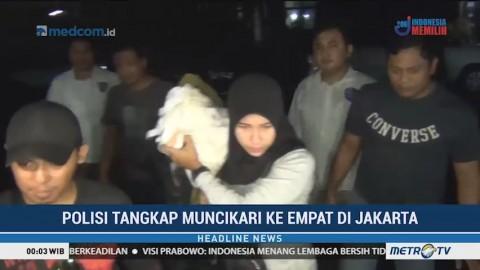 Lagi, Polda Jatim Amankan Muncikari Prostitusi Artis