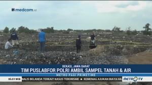 Puslabfor Polri Uji Sampel Limbah Berbahaya di Bekasi