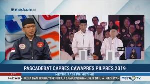 Pascadebat Capres Cawapres Pilpres 2019 (1)