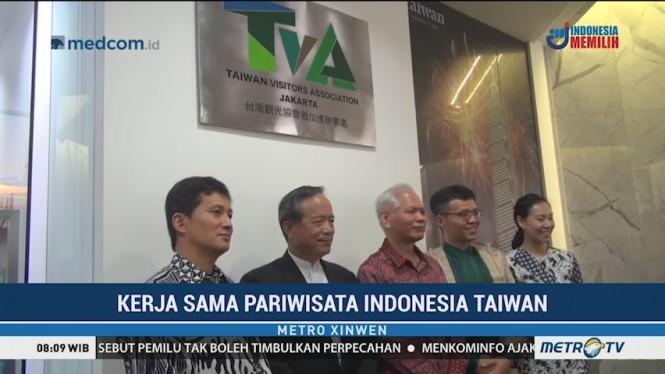 Kerja Sama Pariwisata Indonesia-Taiwan