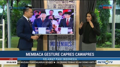 Membaca <i>Gesture</i> Capres Cawapres (1)
