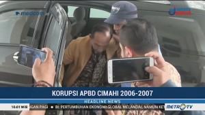 Kasus Korupsi APBD, Itoj Tochija Penuhi Panggilan Kejari Cimahi